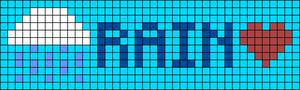 Alpha pattern #84444