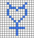 Alpha pattern #84470