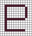 Alpha pattern #84472