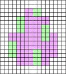 Alpha pattern #84475