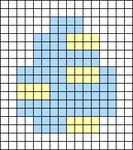 Alpha pattern #84478