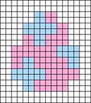 Alpha pattern #84480