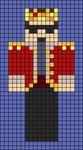 Alpha pattern #84482