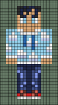 Alpha pattern #84492