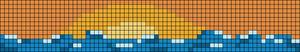 Alpha pattern #84499