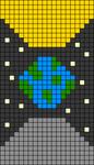 Alpha pattern #84506