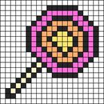 Alpha pattern #84507