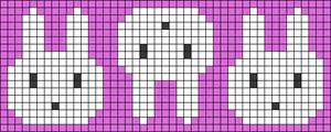 Alpha pattern #84514