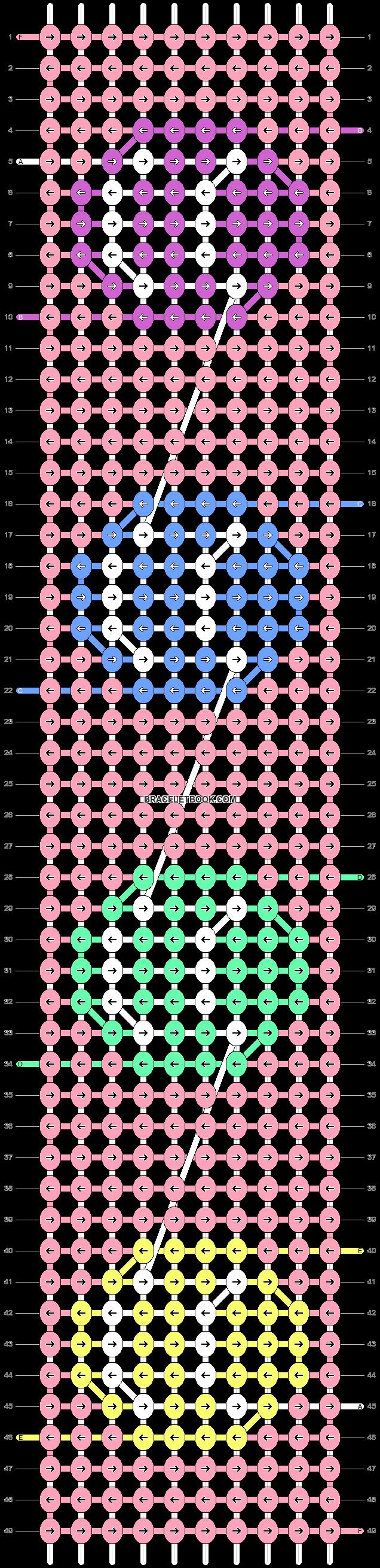 Alpha pattern #84518 pattern