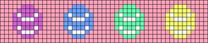 Alpha pattern #84518