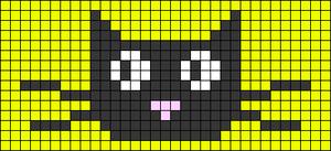 Alpha pattern #84523