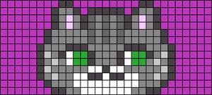 Alpha pattern #84531
