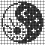 Alpha pattern #84535