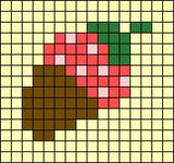 Alpha pattern #84573