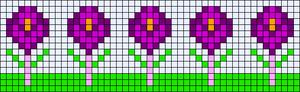 Alpha pattern #84582