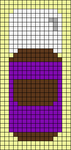 Alpha pattern #84587