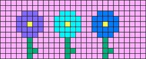 Alpha pattern #84594