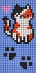 Alpha pattern #84602
