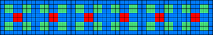 Alpha pattern #84606