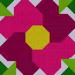 Alpha pattern #84612
