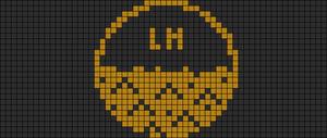 Alpha pattern #84629