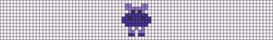 Alpha pattern #84633