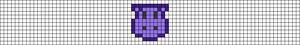 Alpha pattern #84634