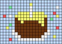 Alpha pattern #84642
