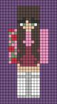 Alpha pattern #84655