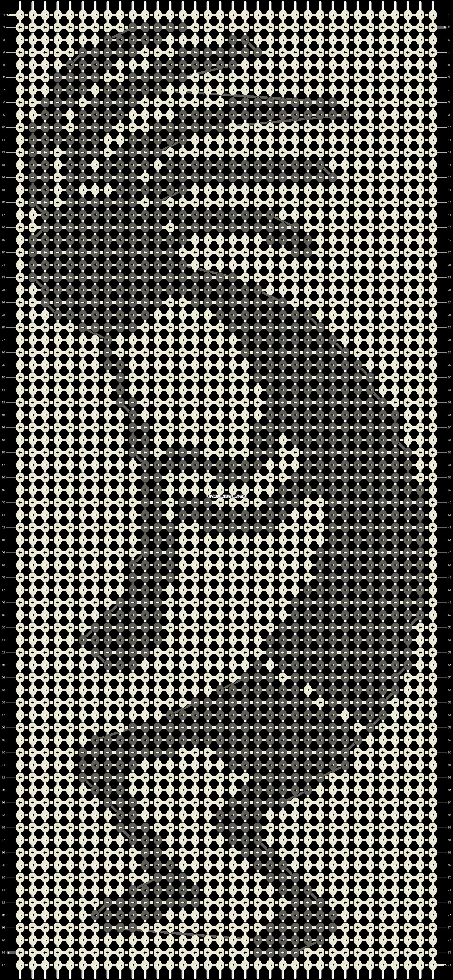 Alpha pattern #84659 pattern