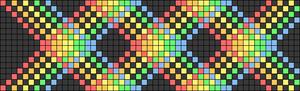 Alpha pattern #84664