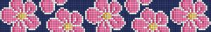 Alpha pattern #84667