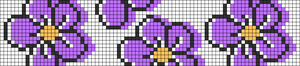 Alpha pattern #84668