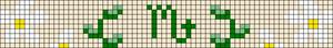 Alpha pattern #84679