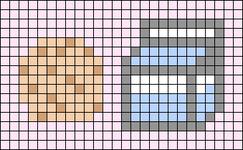 Alpha pattern #84681