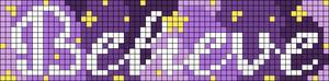 Alpha pattern #84703