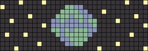 Alpha pattern #84704