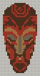 Alpha pattern #84707