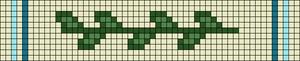 Alpha pattern #84717