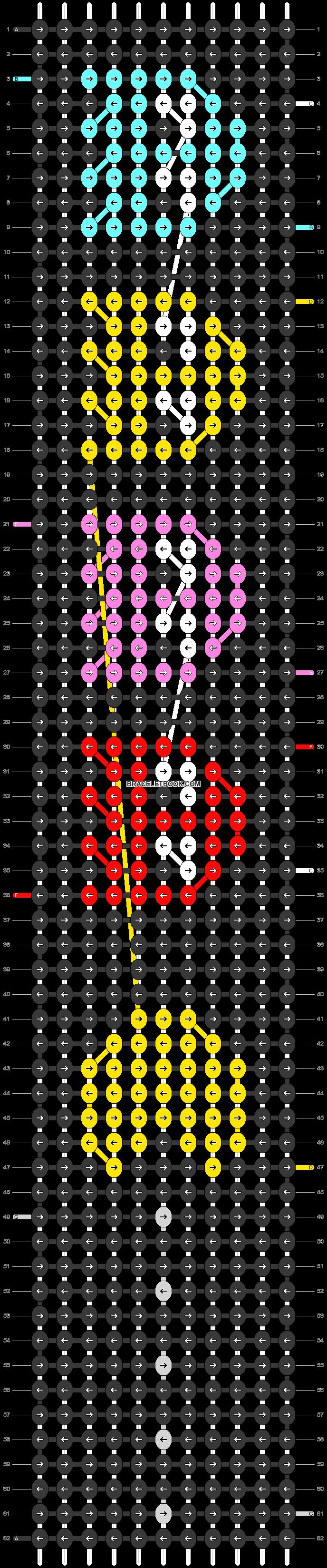Alpha pattern #84722 pattern