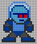 Alpha pattern #84728
