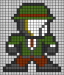 Alpha pattern #84749