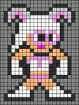 Alpha pattern #84752