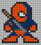 Alpha pattern #84754