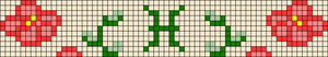 Alpha pattern #84760