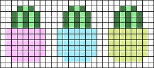 Alpha pattern #84761