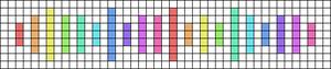 Alpha pattern #84764
