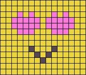 Alpha pattern #84765