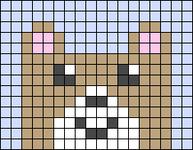 Alpha pattern #84772
