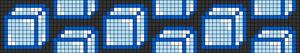 Alpha pattern #84776